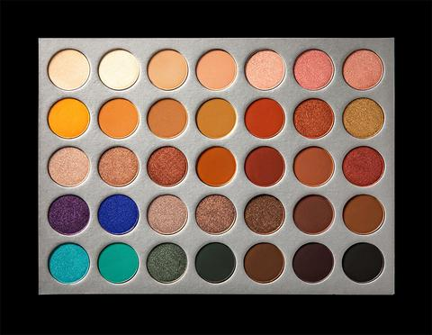 Zodiac Love Signs - 25 Color Eyeshadow & Highlighter Palette by BH Cosmetics #22
