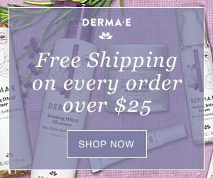 dermae free shipping