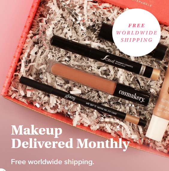 Sweet Sparkle subscription march2018