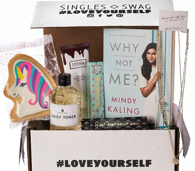 JuneSinglesSwag Box 2018