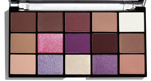 Revolution Beauty Loaded Palette: Visionary