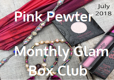 Pink Pewter Monthly Glam Box