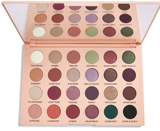 The Wants Palette, Emily Edit by Emily Noel