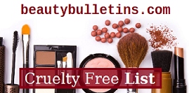 beautytbulletins cruelty free list