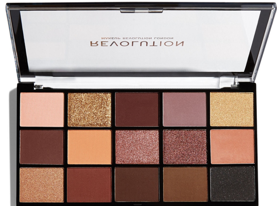 Revolution Re-Loaded Palette - Velvet Rose