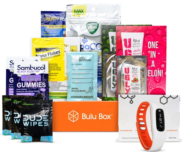 Limited Edition Holiday Survival Box
