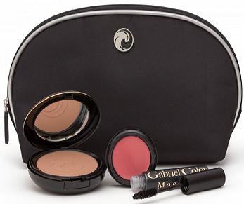 Gabriel Cosmetics makeup set