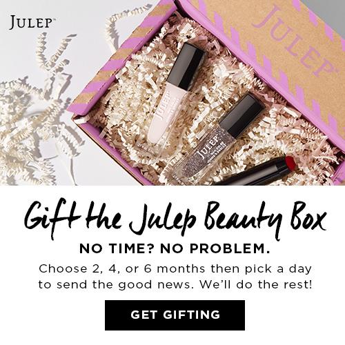 Gift of Julep Beauty Box