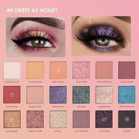 focalure-sweet as honey huda dupe