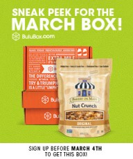 bulu box march sneak peek
