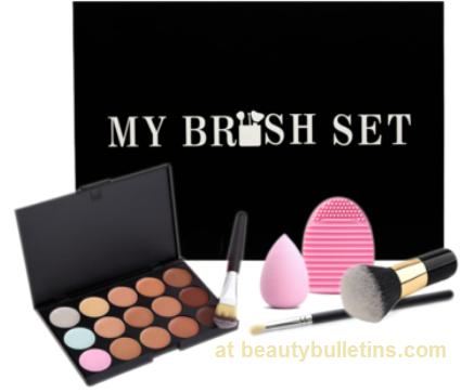 my brush set monthly box