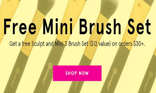 bhc-free brush set 2019