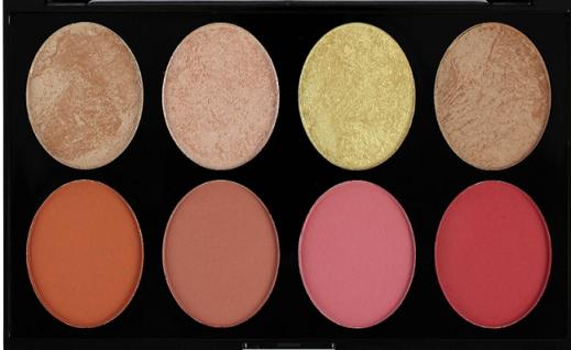 Revolution Blush Palette - Blush Goddess
