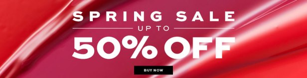 Revolution Beauty Makeup and Skincare up to 50% off selected products! spring 2019 sale