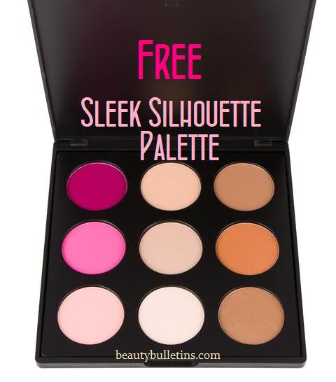 cs-free sleek siloutte palette