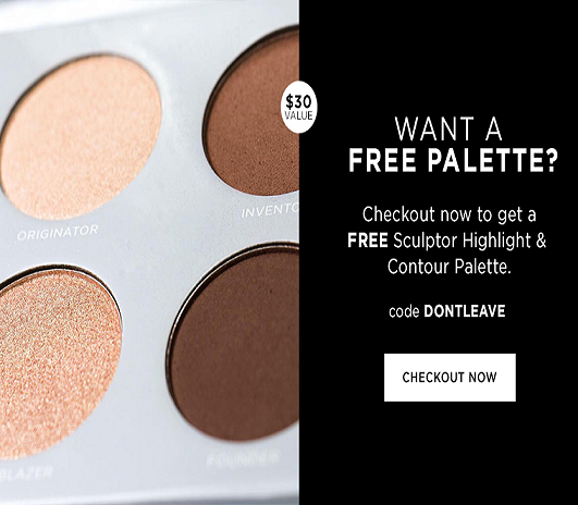 pur free palette with purchase