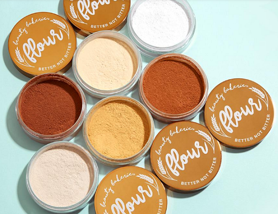 bakerie-flour powders