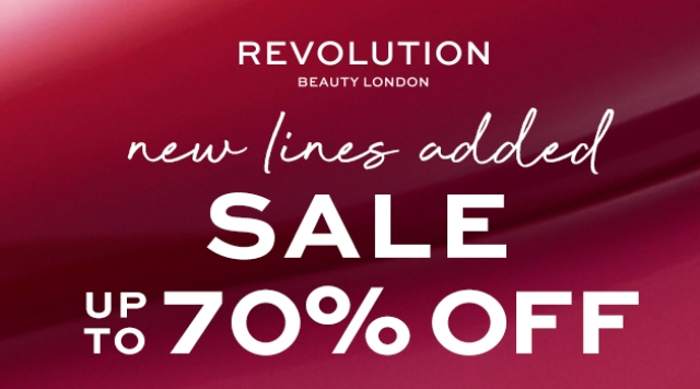 new lines added sale