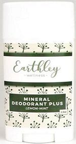 earthley deodorant