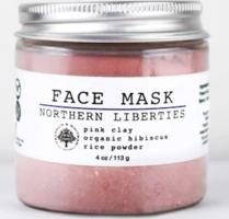 northern liberties face mask
