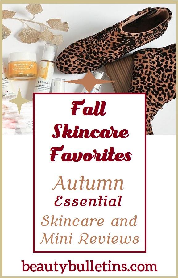 fall favorites pin